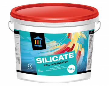 SILICATE wall impregnating agent