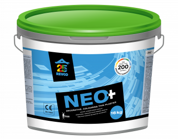 NEO+ spachtel and structure plaster